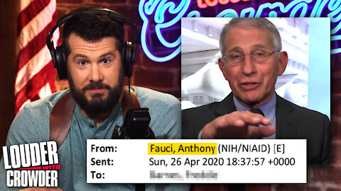 The Truth is FINALLY Coming Out! Fauci Emails Expose Covid Corruption