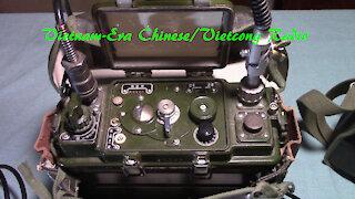 AirWaves Episode 7: Vietnam Era Model 884 FM VHF Chinese Military Radio