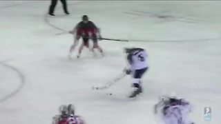 Jack Hughes opens U-18 World Championships with highlight-reel goal