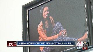 Missing woman found dead in KCMO