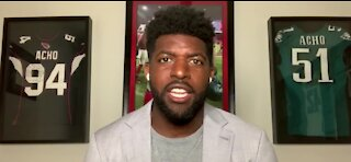 Former NFL star Emmanuel Acho will host 'The Bachelor' after season special