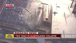 2 killed after scaffolding collapses near Disney