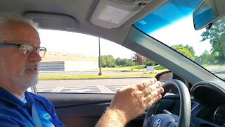 RIGHT-HAND TURNS | DRIVING LESSON WITH MR. T.