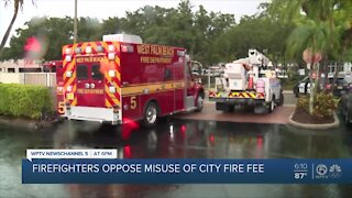 Misuse of funds causing 'detrimental impact' on West Palm Beach Fire Department, union says