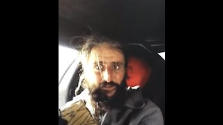 Millionaire Entrepreneur Changes Homeless Man's Life!