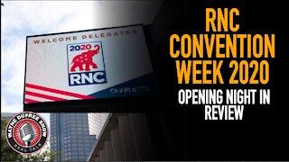 RNC Convention Week 2020