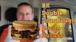 Burger King Double Sourdough King!!! (Review)