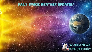 Daily Space Weather Update!!