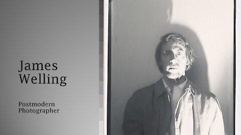 Tribute to James Welling: Postmodern Photographer