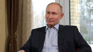 Russian President Vladimir Putin Signs Nuclear Arms Treaty Extension