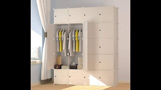 Modular Cabinet for Space Saving