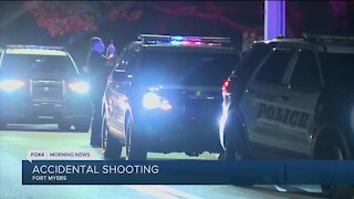 Accidental shooting in Fort Myers