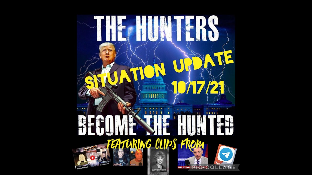 Situation Update: The Hunters Become the Hunted! Stew Peters, Mike Jaco, Cristen W Clips - Biden Is Crazy & Responsible for Shipping Crisis - We The People News