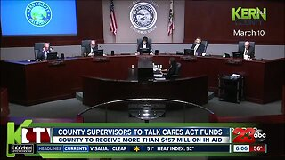 Kern County to receive more than $157 million from CARES Act