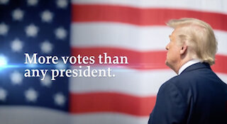 MORE Votes Than Any Other President!