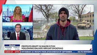 Violence, Riots Return to Minneapolis