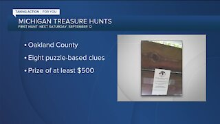Michigan Treasure Hunts