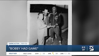 Local author tells story of father promoting early Black basketball teams