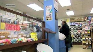 Get your favorite snack at Half Nuts in West Allis