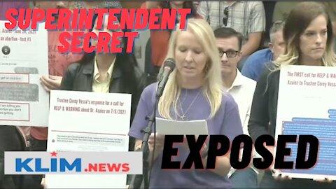 Superintendent Secret Exposed