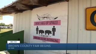 Brown County Fair kicks off