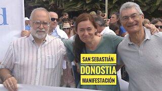 """""""La necesitamos vencedora"""" - Dra Natalia Prego en San Sebastián-Donostia."""