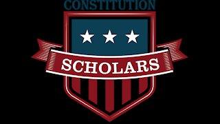 Constitution Scholars Tour