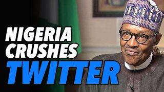 Twitter suspends Nigerian President. Nigeria bans Twitter