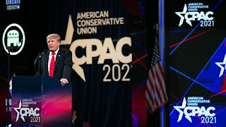Watch Live Former President Trump Speaks At CPAC 2021