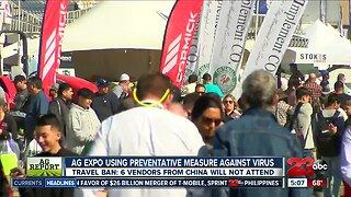 World Ag Expo using preventative measures against Coronavirus