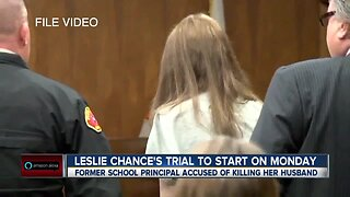 Preparing for Leslie Chance's retrial