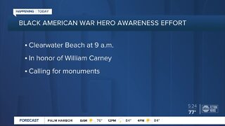 Campaign hopes to recognize black Civil War Medal of Honor hero