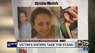 Man accused of killing Christine Mustafa goes to trial