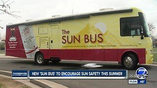 'Sun Bus' touring Colorado offering skin cancer screenings and education