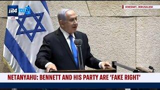 "Netanyahu Promises ""We'll Be Back"""