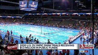 Economic impact of 2020 U.S. Olympic Swim Trials