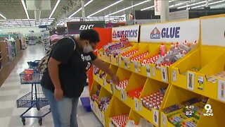 The Rebound: Back to school shopping