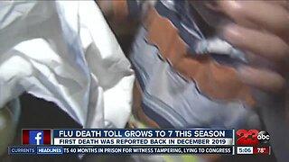 Kern County flu deaths rise