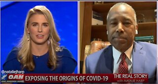The Real Story - OAN COVID-19 Concerns with Dr. Ben Carson