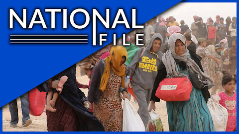 16,000 Illegal Immigrants Surge To Texas Border As Biden World Order Collapses + Dan Lyman Joins