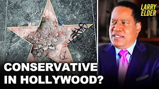 It's Rare to Find a Conservative in Hollywood | Larry Elder
