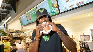 Dunkin' and Beyond meat launch breakfast sandwich