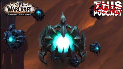 World of Warcraft Shadowlands 9.1 - Sanctum of Domination Eye of the Jailer (Raid Finder Difficulty)