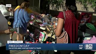 Salvation Army hosting donation event to commemorate Juneteenth