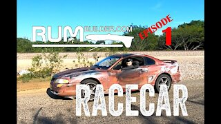 The rally mustang episode 1