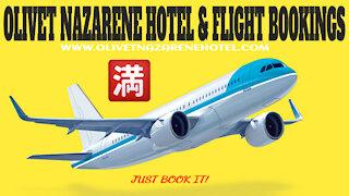Olivet Nazarene Resort Travel Event Fight Hotel Bookings Japan