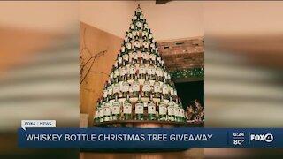 Jameson Christmas tree giveaway
