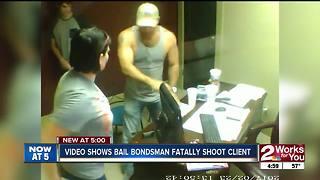 VIDEO: Bondsman fatally shoots client, found not guilty