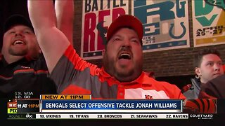 Bengals' draft pick: Love it or hate it?