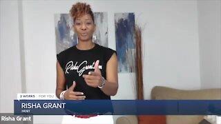 Risha Talks: Talking to kids about race
